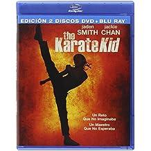 The Karate Kid 2010 Edic. 2 Discos (Blu-Ray) (Import Movie) (European Format - Zone B2) (2010) Varios