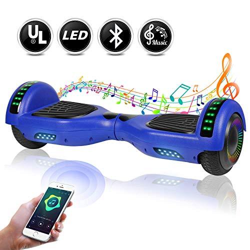 "EPCTEK 6.5"" Hoverboard for Kids Adults"