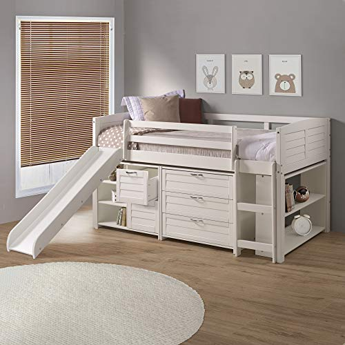 Donco Kids Loft, White