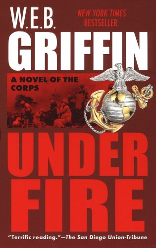 Under Fire (The Corps series Book 9) cover