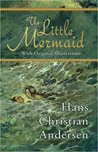 hans christian andersons little mermaid The most famous mermaid statue of them all, with several copies around the world, is the statue of the little mermaid from hans christian andersen's story.