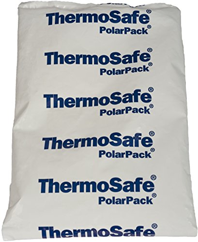 Sonoco Thermosafe PP8 PolarPack Refrigerant Gel Packs (Case of 72) by Thermosafe