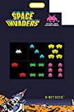 8-Bit Dice Space Invaders Edition