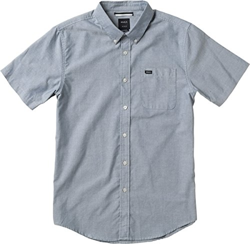 rvca-mens-thatll-do-oxford-short-sleeve-woven-shirt-distant-blue-x-large