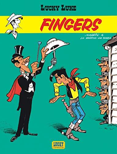 Lucky Luke, tome 22 : Fingers Morris