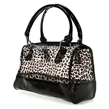 Amazon.com: 2 en 1 Ladies Jelly cubeta transparente bolsa de ...