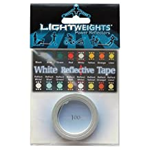 Lightweights Reflector Tape, 100-Inch Roll