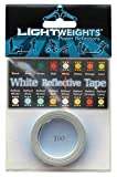 Lightweights Stealth Reflective Tape White 100