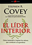 El Lider Interior, Stephen R. Covey, 8449322707