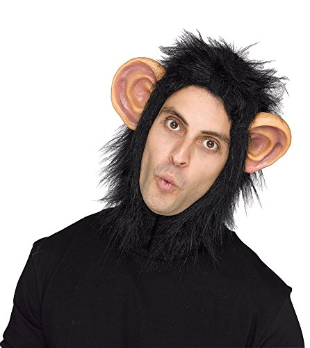 Fun World Chimp Adult Headpiece