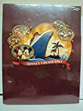 "Disney Cruise Line ""Mickey Mouse & Friends"" Large Photo Album"