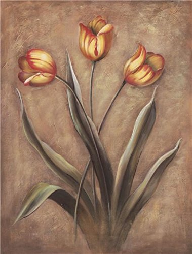 The High Quality Polyster Canvas Of Oil Painting 'Tulips' ,size: 10x13 Inch / 25x33 Cm ,this Amazing Art Decorative Prints On Canvas Is Fit For Gift For Relatives And Home Decor And Gifts - Snail Costume On Road