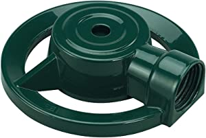 Orbit Heavy Duty Lawn Sprinkler for Yard Watering with a Hose, Tri-Lingual
