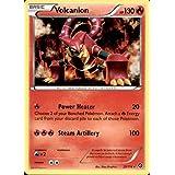 Pokemon - Volcanion (25/114) - XY Steam Siege
