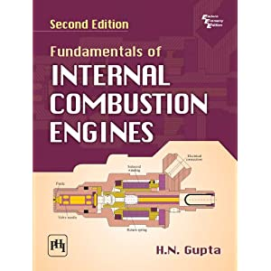 Fundamentals of Internal Combustion Engines