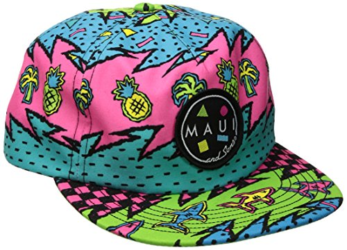 Maui & Sons Men's Turnt Hat