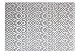 baby play mat | one-piece reversible foam mat | eco-friendly | 6.5ft x 4.5ft (grey)
