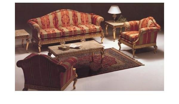 LouisXV Barroco Salón Sofá 2er 3er vector de la silla Vp0820 ...