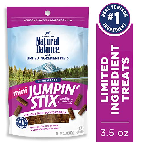 Natural Balance Beef Treats - 1
