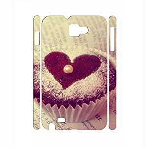 XiFu*MeiDelicious Food Series Special CoolHard Durable Plastic Case Cover for Samsung Galaxy Note I9220XiFu*Mei