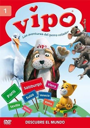 Vipo el Perro Volador [DVD]: Amazon.es: Animación: Cine y ...