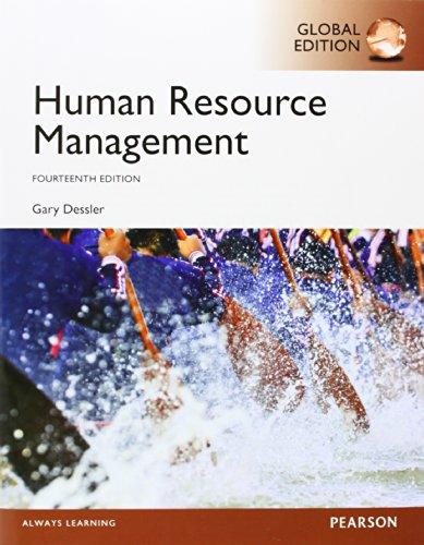 librarika fundamentals of human resource management, global editionreviews