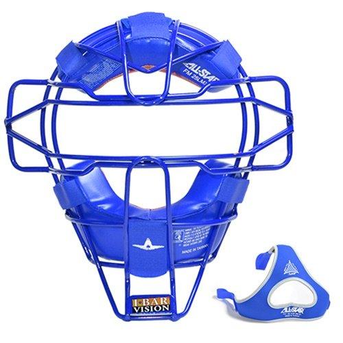All-Star Ultra Cool Lightweight Catchers Face Mask Royal
