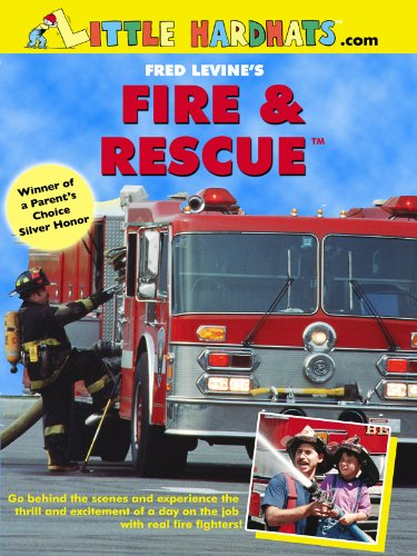 Fire & Rescue (Firefighter Movies For Kids)
