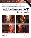 Adobe Encore : In the Studio, Dixon, Douglas, 0596006004