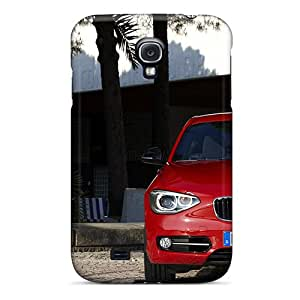 Protective Tpu Case With Fashion Design For Galaxy S4 (bmw)