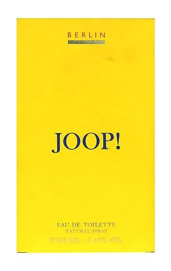 Original kaufen professionelle Website Discounter Amazon.com : Joop Berlin by Joop for Women. 3.4 Oz Eau De ...