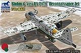 Bronco Models Blohm & Voss BV P178 Reconnaissance Jet Model Kit