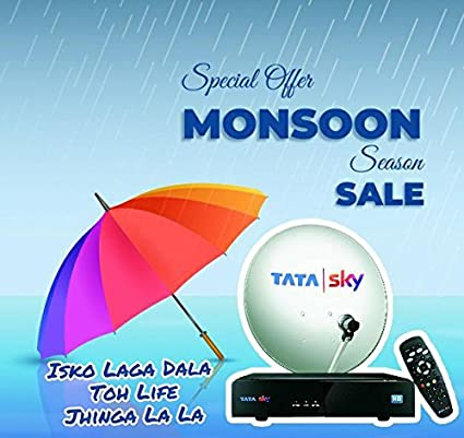 TATASKY HD Connection