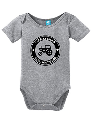 Locally Printed Infant Bodysuit Romper product image