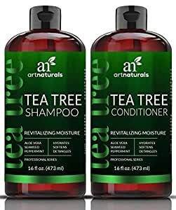Amazon.com : ArtNaturals Tea-Tree-Oil Shampoo and