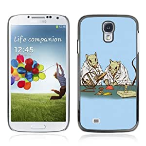 Designer Depo Hard Protection Case for Samsung Galaxy S4 / Lab Rats