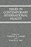 Issues in Contemporary International Health, , 1489937153