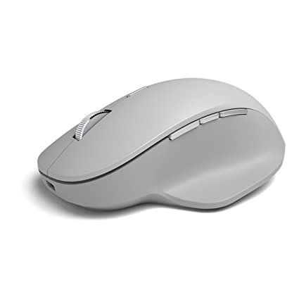 95b67a59538 Amazon.com: Microsoft Surface Precision Mouse, Light Grey: Computers &  Accessories