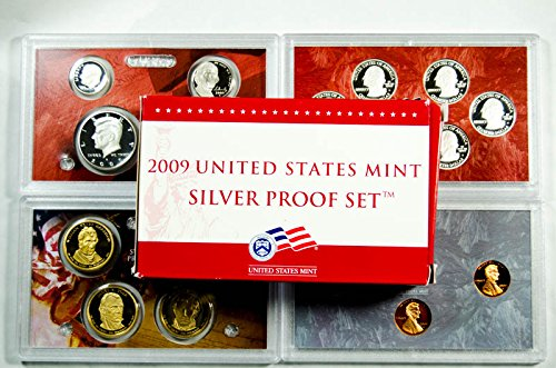(2009 S United States Silver Proof Set)