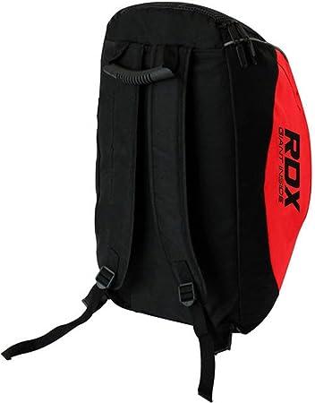 8014183a97 Amazon.com : RDX Gym Holdall Gear Bag Backpack Duffle Kit Sports Gymsacks  Rucksacks : Sports & Outdoors
