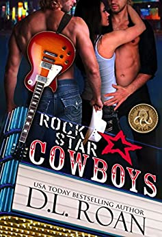 Rock Star Cowboys (The McLendon Family Saga Book 3) by [Roan, D.L.]