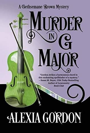 book cover of Murder in G Major