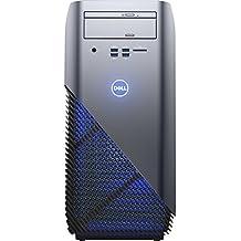 Dell Inspiron Gaming Desktop i5675 AMD Ryzen(TM) 3 1200 Processor, 8GB DDR4 2400MHz, 1TB 7200 rpm SATA HDD, AMD Radeon (TM) RX 560 with 2GB GDDR5 Graphics Memory, Windows 10 Home (64bit), Recon Blue