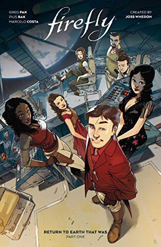 Book Cover: Firefly: Return to Earth That Was Vol. 1