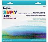 Loew-Cornell Simply Art Watercolor Starter Set, 12-Piece