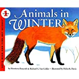 Animals in Winter (Let's-Read-and-Find-Out Science 1, Band 1)