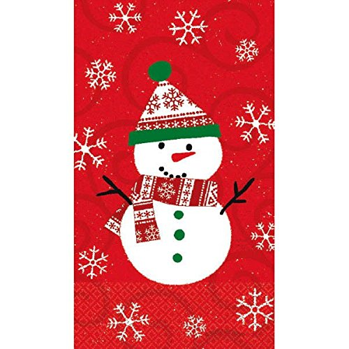 Price comparison product image Merry Christmas Guest Towels,  16 Ct. / Party Tableware