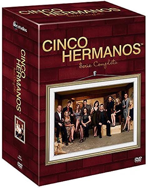 Pack: Cinco Hermanos: La Colección Completa - Temporadas 1-5 DVD: Amazon.es: D. Annable, C. Flockhart, R. Griffiths, Jon Robin Baitz, D. Annable, C. Flockhart: Cine y Series TV