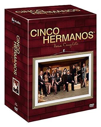 Pack: Cinco Hermanos: La Colección Completa - Temporadas 1-5 DVD ...