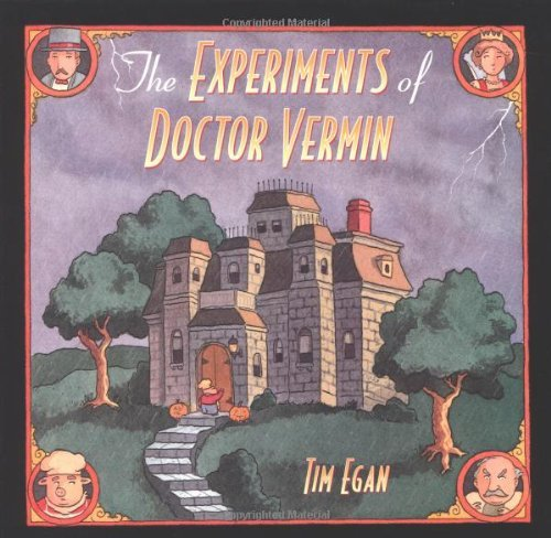 The Experiments of Doctor Vermin]()
